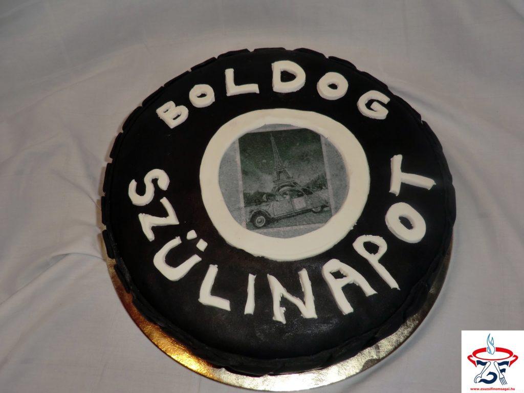 Gumiabroncs torta1