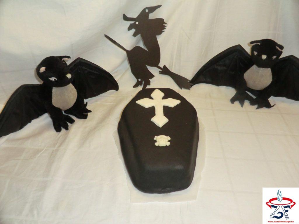 Koporsó-torta