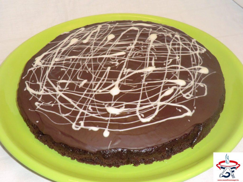 Őrült-csokitorta