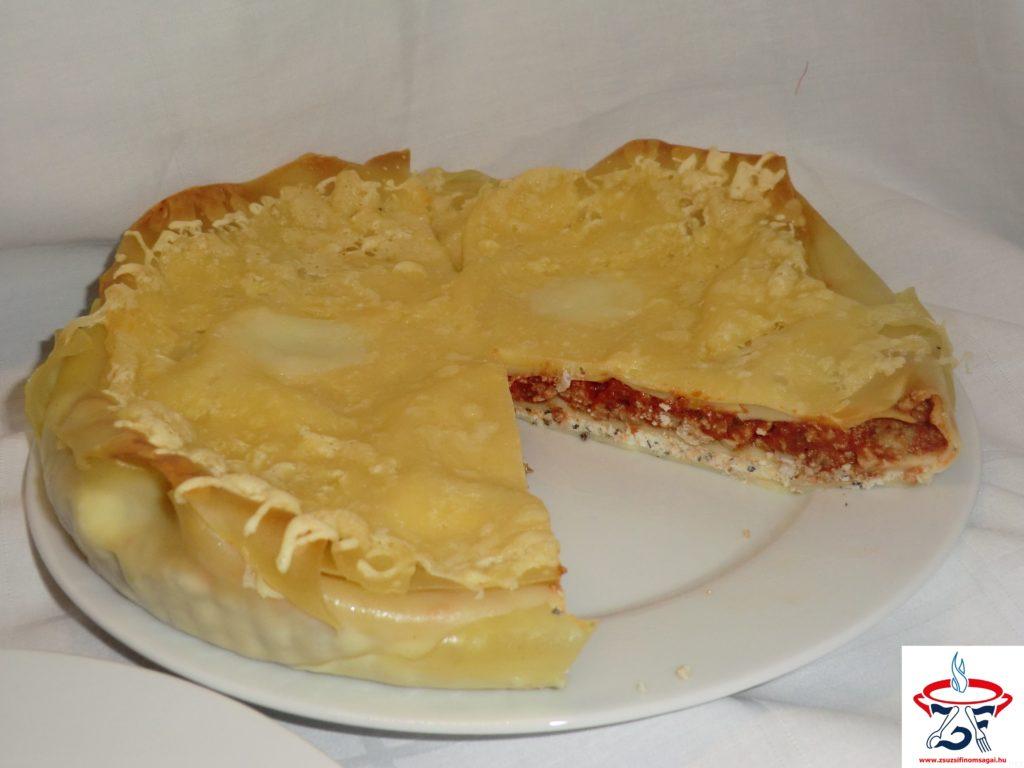 Lasagne muffin3
