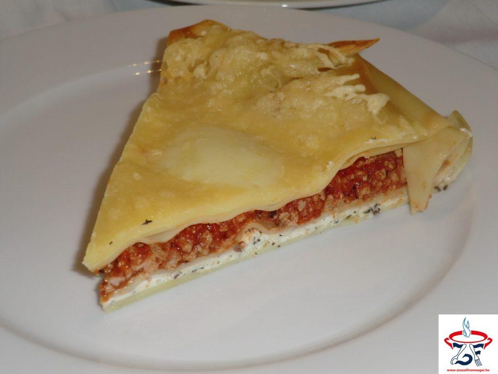 Lasagne muffin4