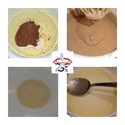 Nutellás sajttorta eperrel 4