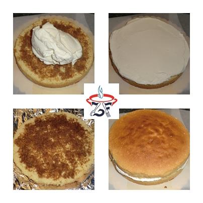 Tiramisu torta 6