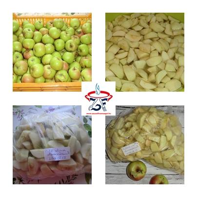 Fagyasztott alma 1
